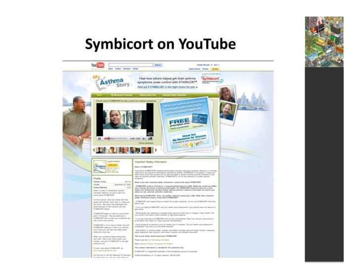 Symbicort  on  YouTube
