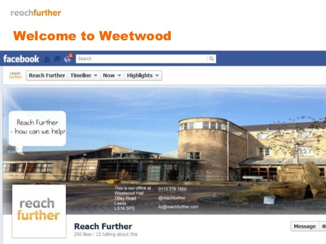 Welcome to Weetwood