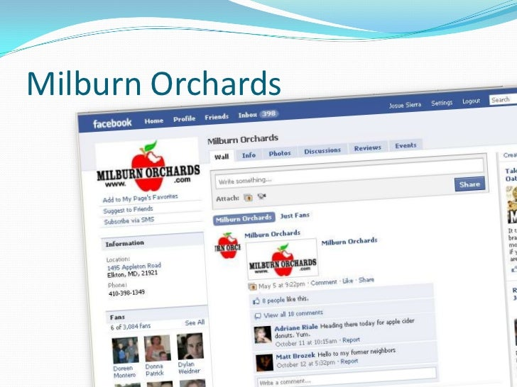 Facebook Pages allow business owners to:<br />Publish to the customer's FB Stream<br />Engage fans with rich media (video,...