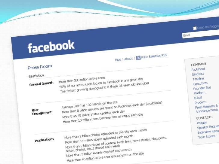 Small business owner.</li></li></ul><li><ul><li> Facebook (social net.)