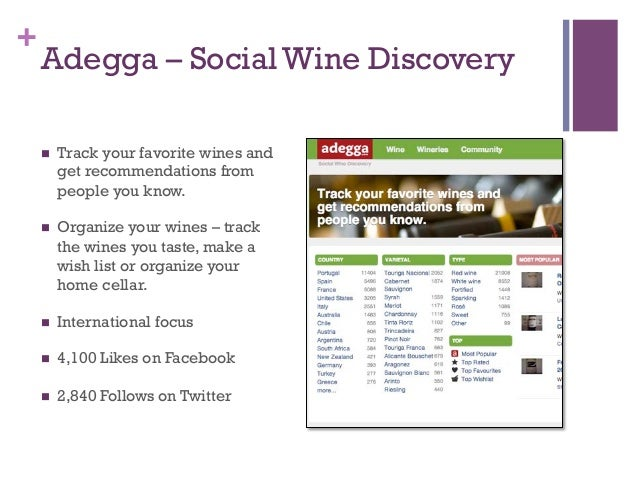 Social Media Marketing For The Wine Industry By Joeyshepp