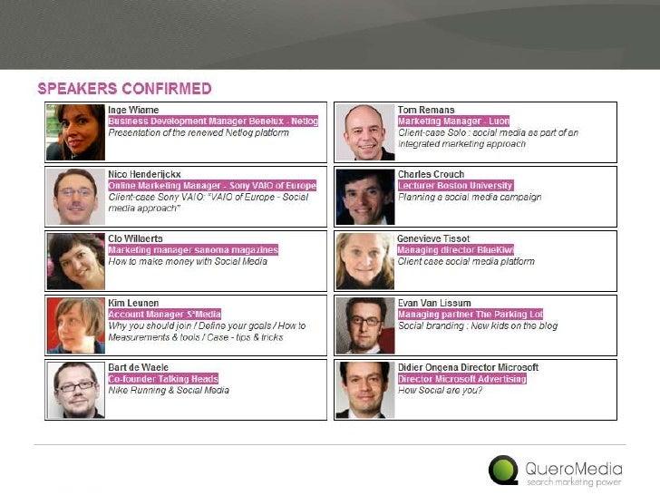 Social Media Forum - Summary Slide 2