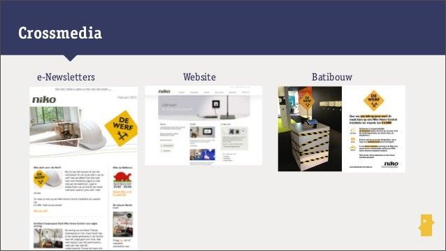 e-Newsletters BatibouwWebsiteCrossmedia