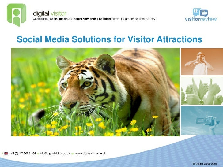 Social Media Solutions for Visitor Attractions