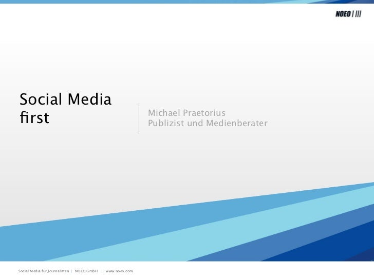 Social Media                                                           Michael Praetoriusfirst                             ...