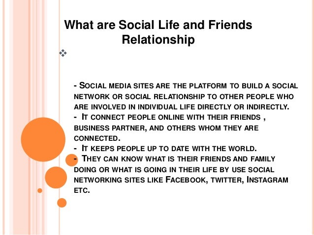 social media usage relationships We further assessed the relationship of demographic variables to this  media  usage for internet, television, and social media are based on.