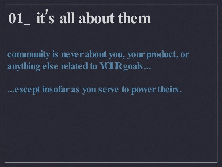 #3 IMU: Social Media and Building Community (GF201) Slide 3