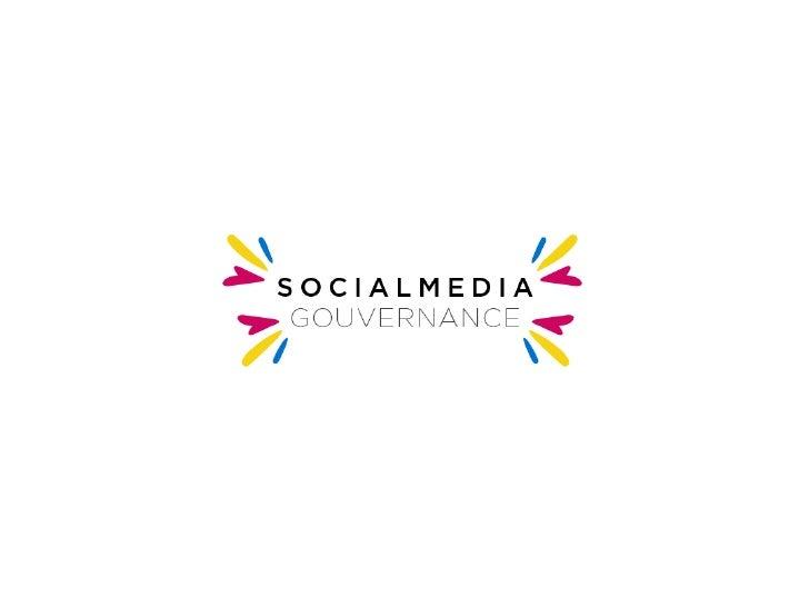 Social media gouvernance