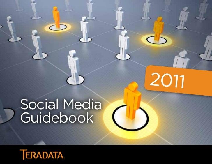 2011Social MediaGuidebook