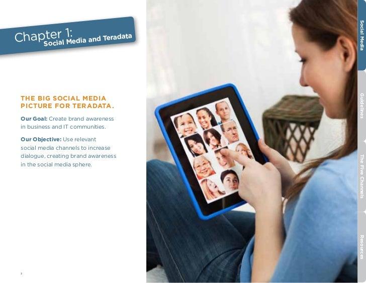 Teradata Social Media Guidelines Slide 3