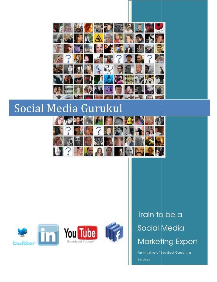 Train to be aSocial MediaMarketing Expert