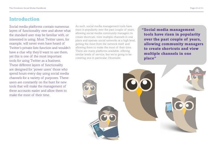 The Omobono Social Media Handbook                                                                             Page 27 of ...