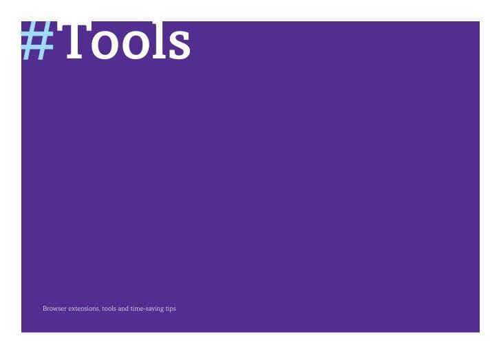 The Omobono Social Media Handbook                                                                           Page 41 of 51...