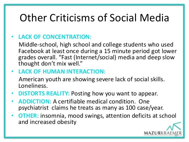 Social Media Advice for the High School Student