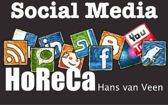 Social media horeca 2