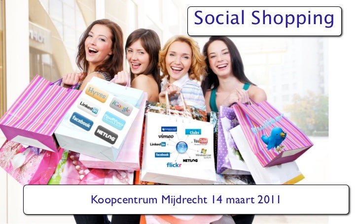 Social ShoppingKoopcentrum Mijdrecht 14 maart 2011