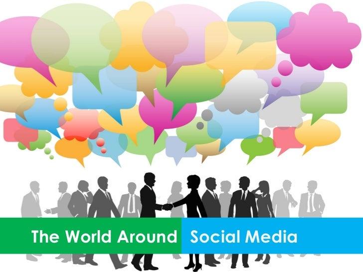 The World Around Social Media