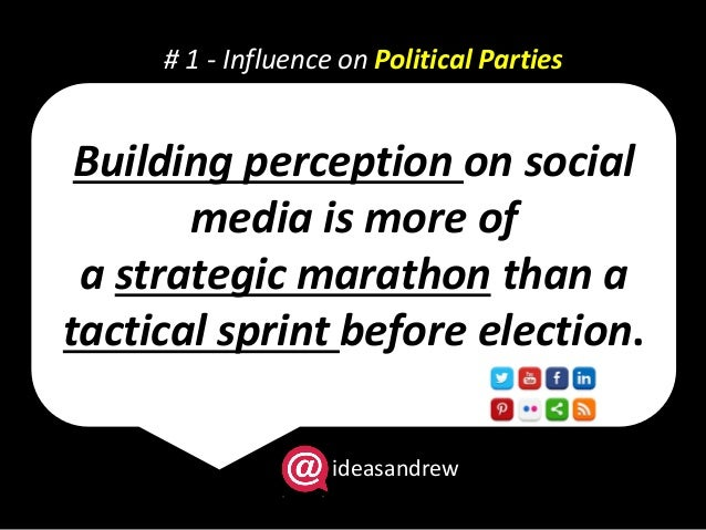 social media s impact on politics It helps that politics is the most talked about topic on social media that bjp's facebook account has over 10 million followers, congress's over.