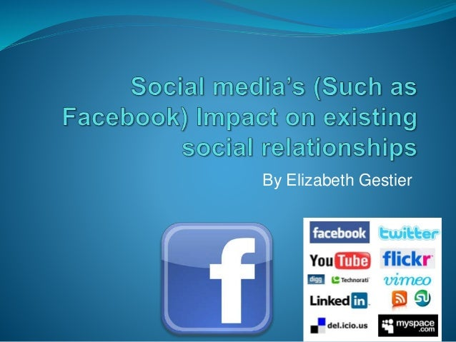 impact of social media on relationships