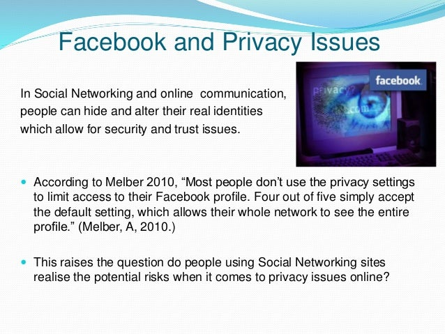 Does Online Privacy Exist?