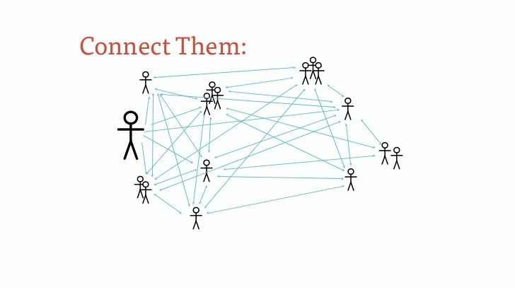 Connect Them: