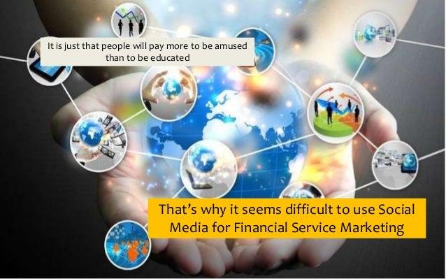 Social Media in Financial Marketing Slide 3