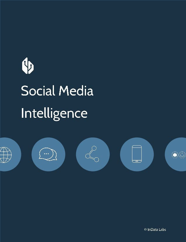 Social media has changed the way our consumer society works. When it comes to discussing brands and services - everyone ha...