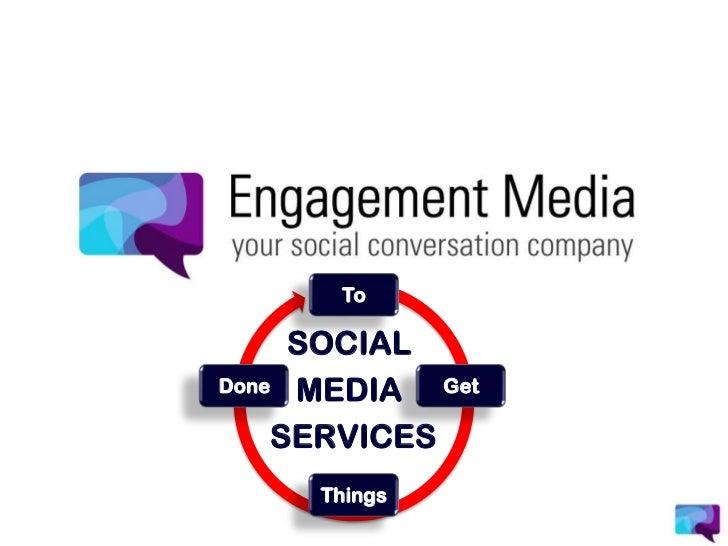 SOCIAL<br />MEDIA<br /> SERVICES<br />