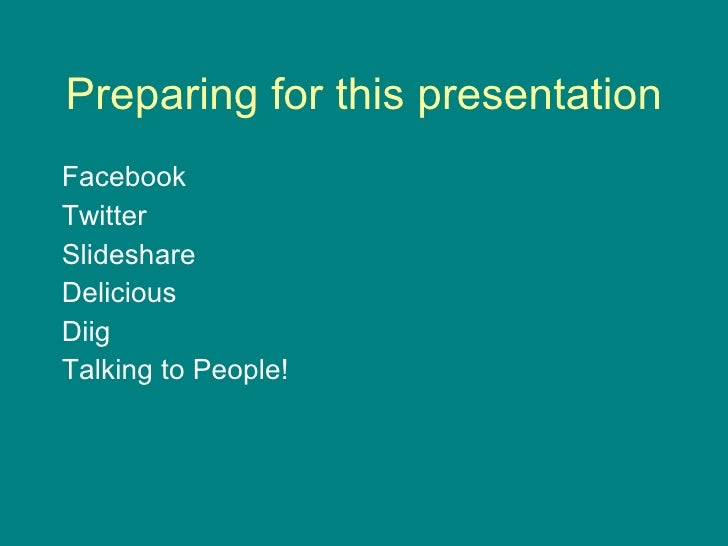 Social Media In The Classroom Slide 3