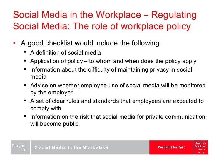 social media in the workplace Growing case for forcing internet firms to cooperate, says police watchdog.