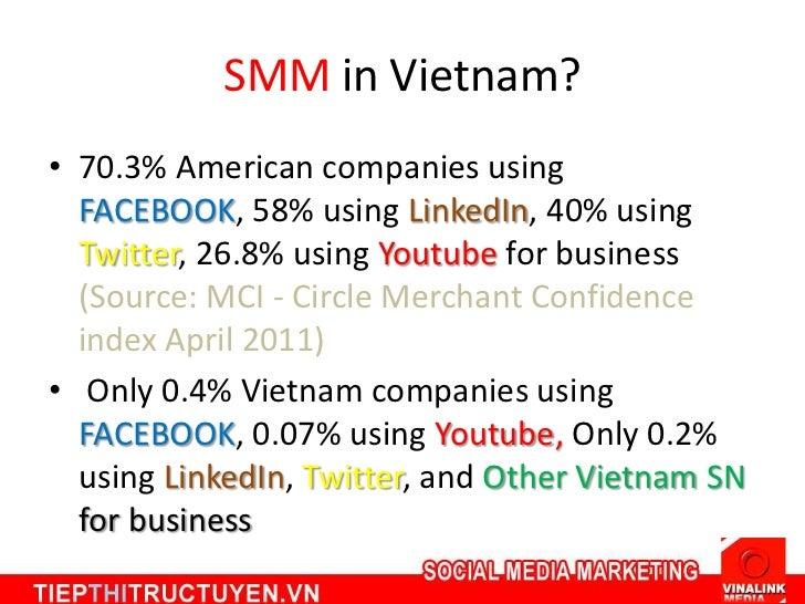 Vietnam Social media report 2011