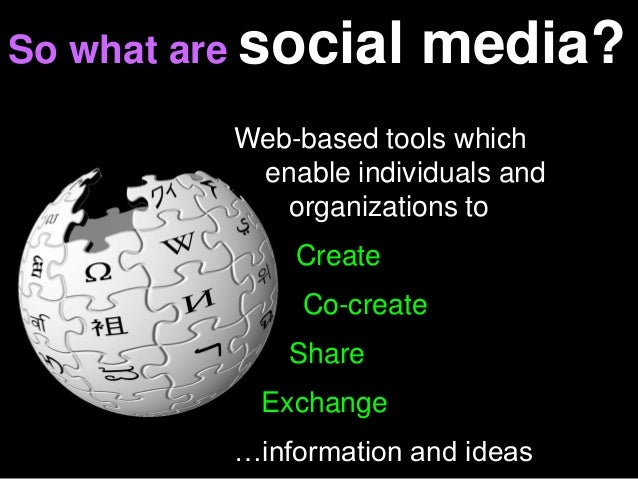 social media as a catalyst for Introduction of social media such as blogs, facebook, and twitter as a new way to social network, has become the new catalyst tool in the formation of social movements i.