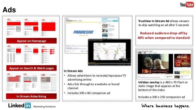 YouTube Google+ Platform & Ad Offering Overview