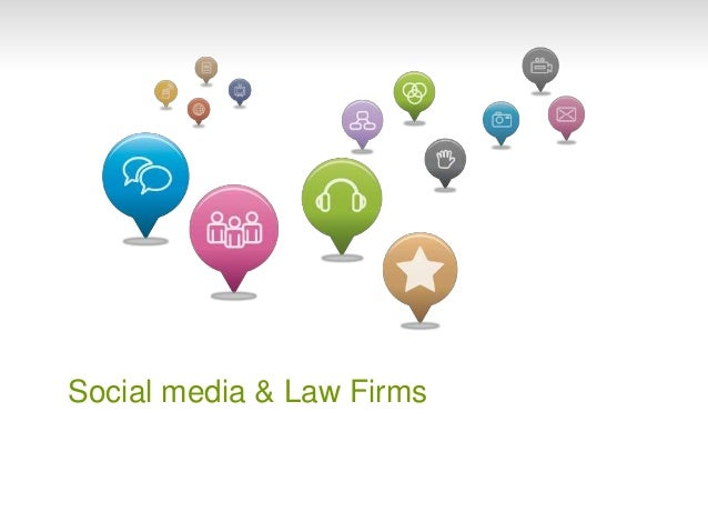 Social media & Law Firms