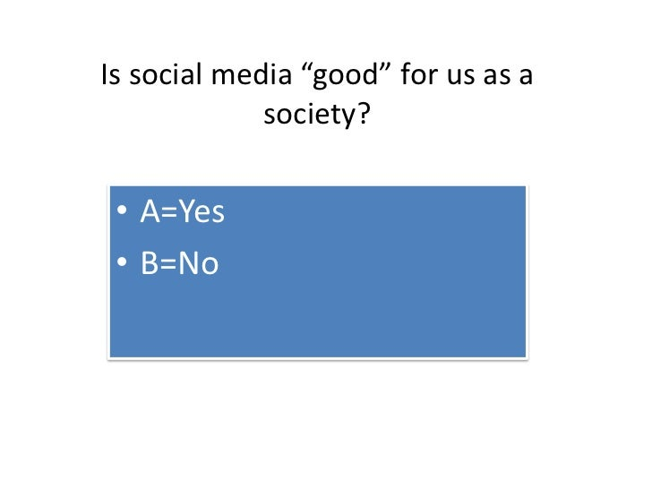 Does the Media Have a Social Responsibility when Reporting?