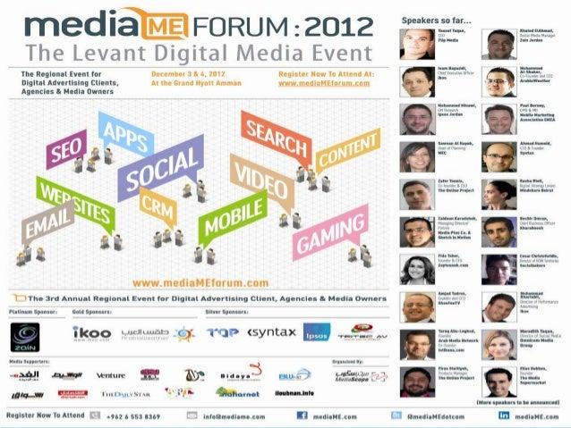 Digital Media Plan