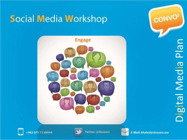 Khaled El AhmadSocial Media Consultant / TrainerI'm on twitter           @ShusmoDownload Slide: slideshare.net/kelahmad