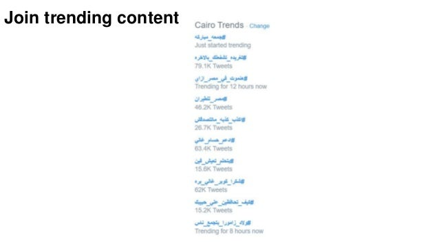 Use of Language on Facebook in Arab World Source: https://blog.bufferapp.com/post-facebook-12-facebook-tactics-working-rig...