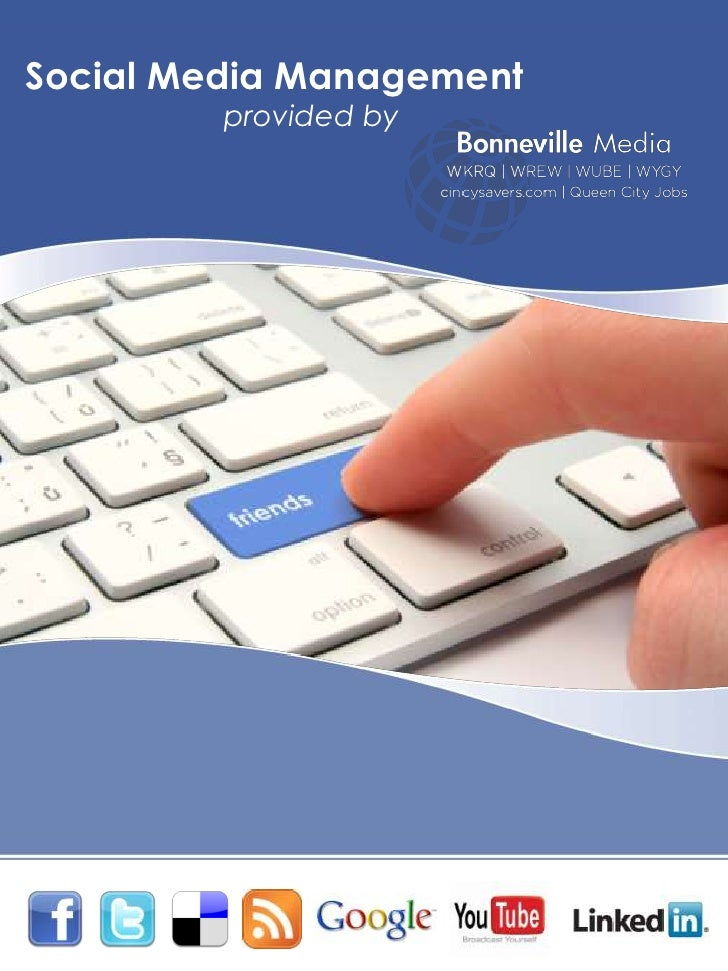 Social Media Management <br />                        provided by<br />