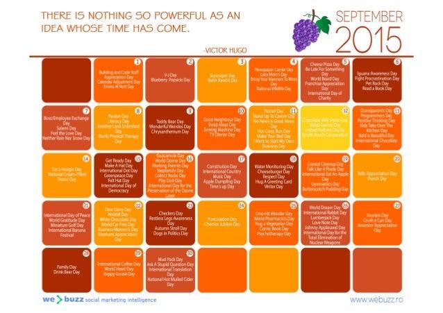 Social Media Manager S Calendar