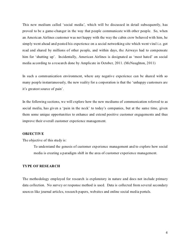 Essay on social responsibility of media