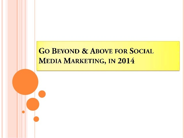 WILL A CONVENTIONAL SOCIAL MEDIA CAMPAIGN HELP YOU RANK BATTER IN 2014?