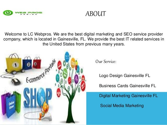 Social media marketing welcome to lc webpros 2 about our service logo design gainesville fl business cards colourmoves