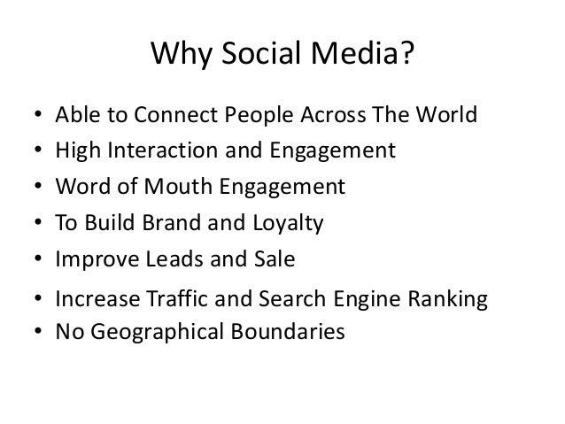 Social Media Marketing for Business Slide 3