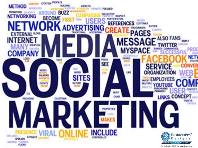 What is Social Media Marketing? • An act of gaining the website traffic or brand awareness through social media websites. ...