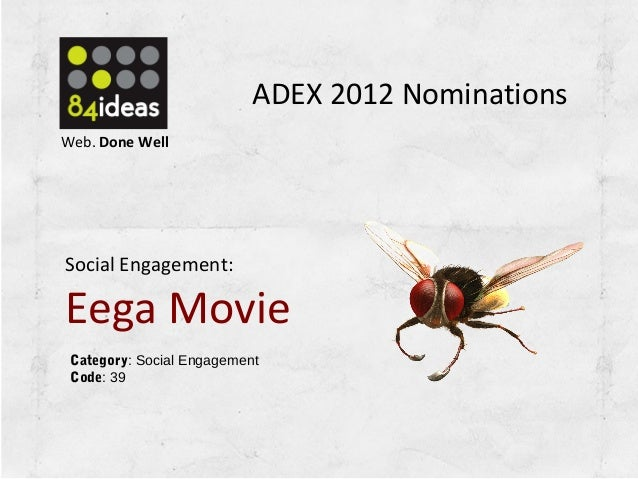 Social Engagement Eega Movie Category: Social Engagement Code: 39 Category: Social Engagement Code: 39 Social Engagement: ...