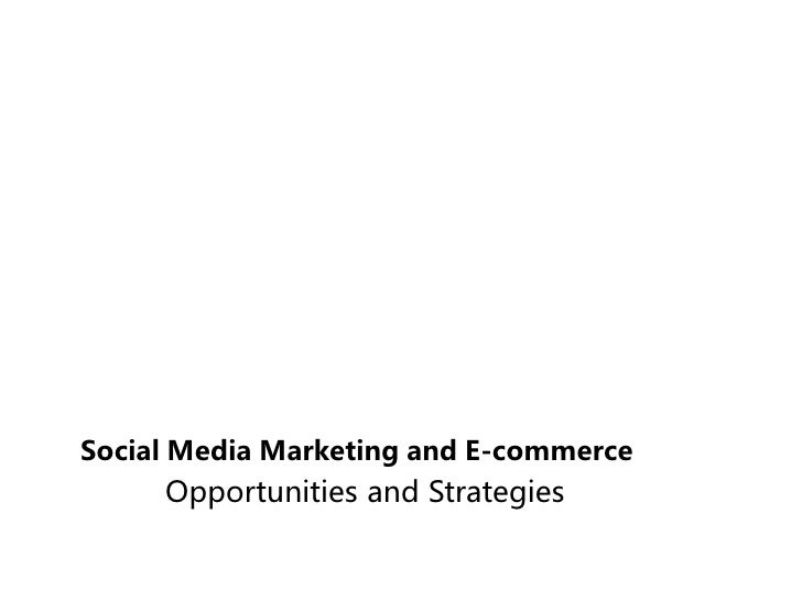 The Social Stage 1.Improve &      2. Go into Social Network   3. E-commerce &          4. Explore the intensify the       ...