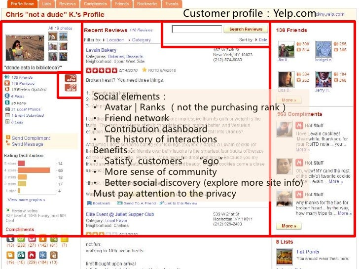 Examples: Amazon.com 1. Social tag(let customer to re-categorize , discover and explore the website)     2. Public shoppin...