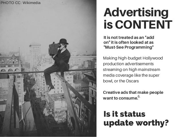 photography in advertising and its effects This entry was posted in business & marketing, happiness, marketing & advertising, spirituality & happiness and tagged how ads influence people, how advertising affects society, negative effects of advertising by pathik bhatt.