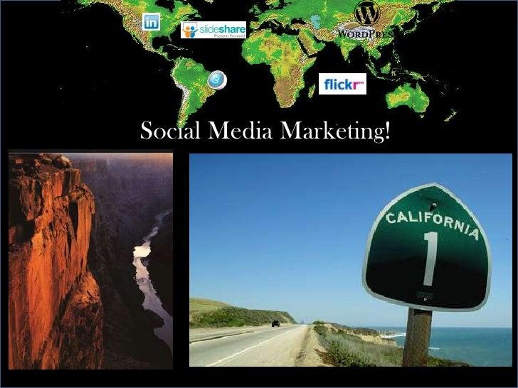 Social Media Marketing! <br />